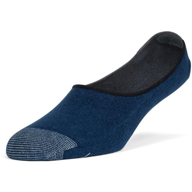 Galiva Women's Cotton Lightweight No Show Liner Socks - 3 Pairs