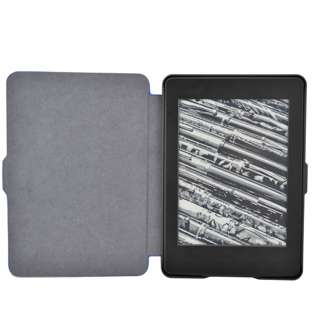Auto Sleep Cover Case For 2016 Kindle Paperwhite (7th Generation) 6 inches