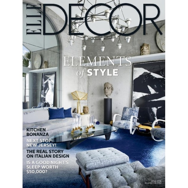 Elle Decor Magazine Subscription