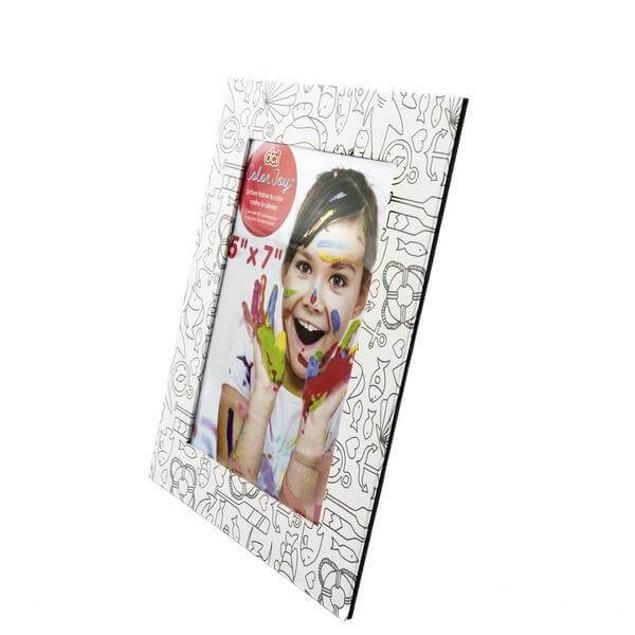 Color Joy Custom Frame: Flowers 4 x 6
