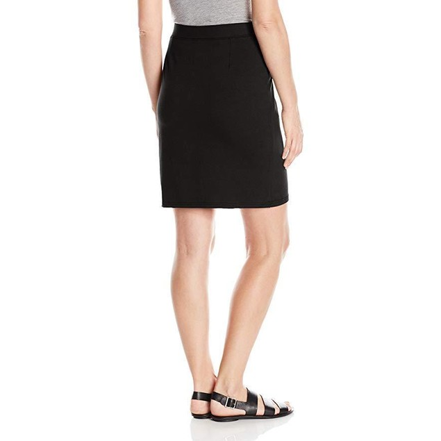 FIG Women's Far Skirt, Black, Sz Medium