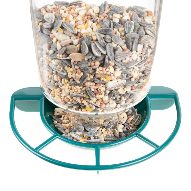 Pure Garden Window Bird Feeder
