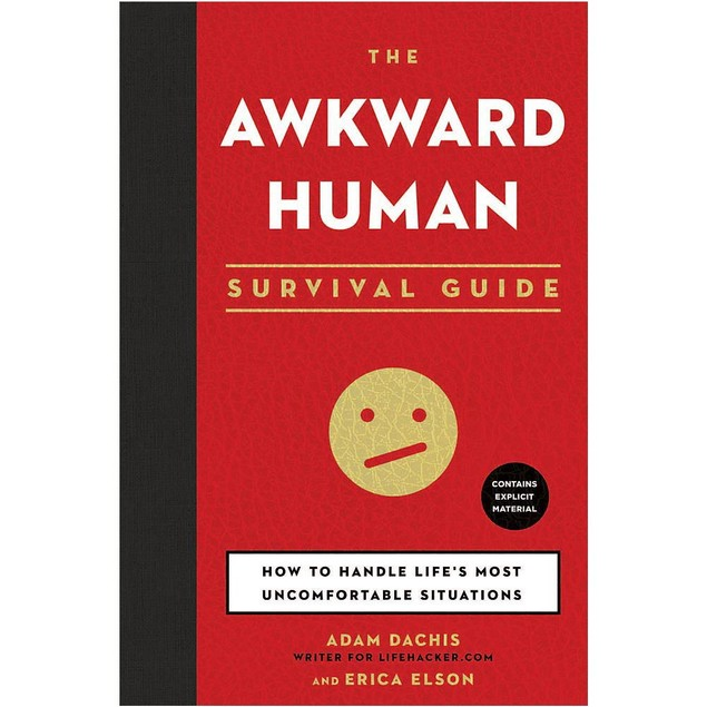 The Awkward Human Survival Guide Book, More Humor by Sterling