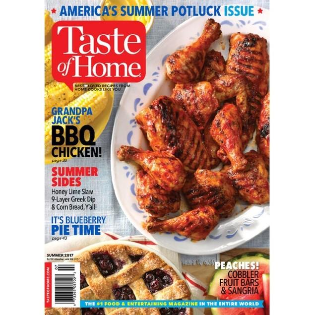 Taste of Home Magazine Subscription