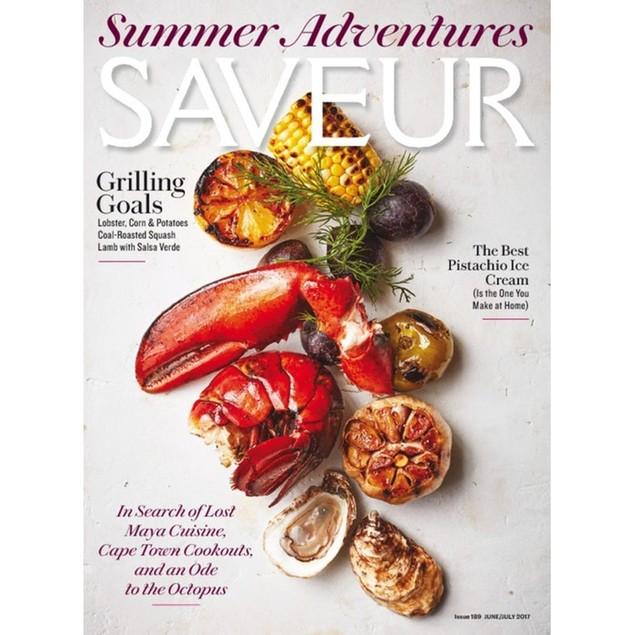 Saveur Magazine Subscription
