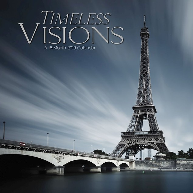 Timeless Visions Wall Calendar, More Europe by Calendars