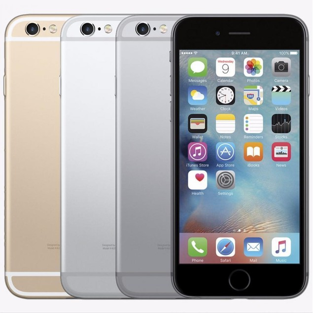 Apple iPhone 6 16/32/64/128GB GSM Unlocked