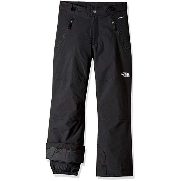 The North Face Boys Freedom Insulated Pant - TNF Black SZ  M