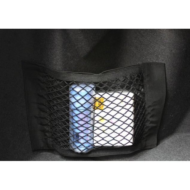 Auto Rear Trunk Mesh Storage Bag