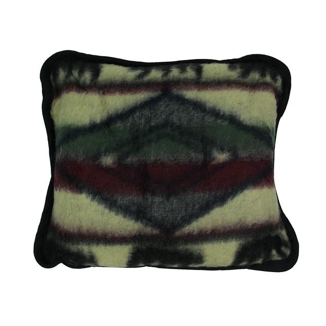 Yuma Bear Wildlife Plush Fleece Throw Pillow 16 Throw Pillows