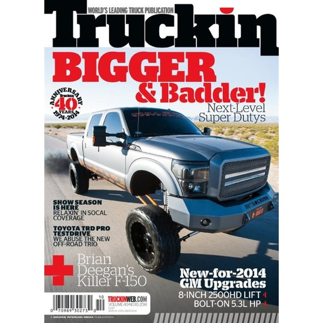 Truckin' Magazine Subscription