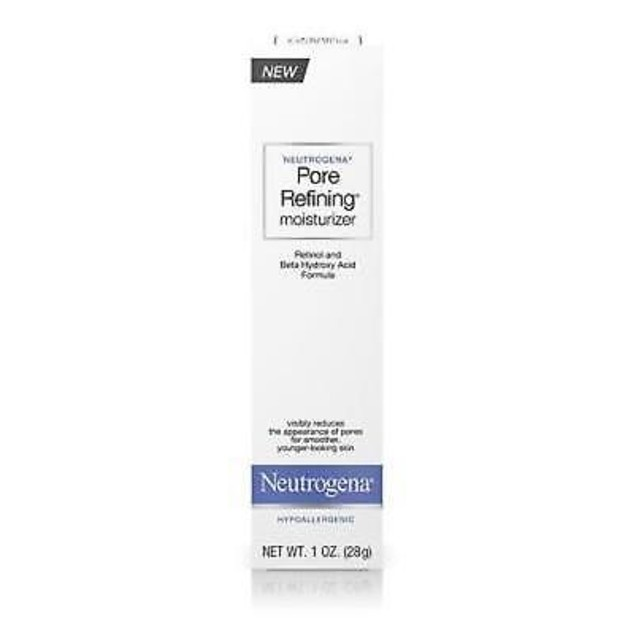 Neutrogena Pore Refining Moisturizer, 1 Oz (LOT OF 3)