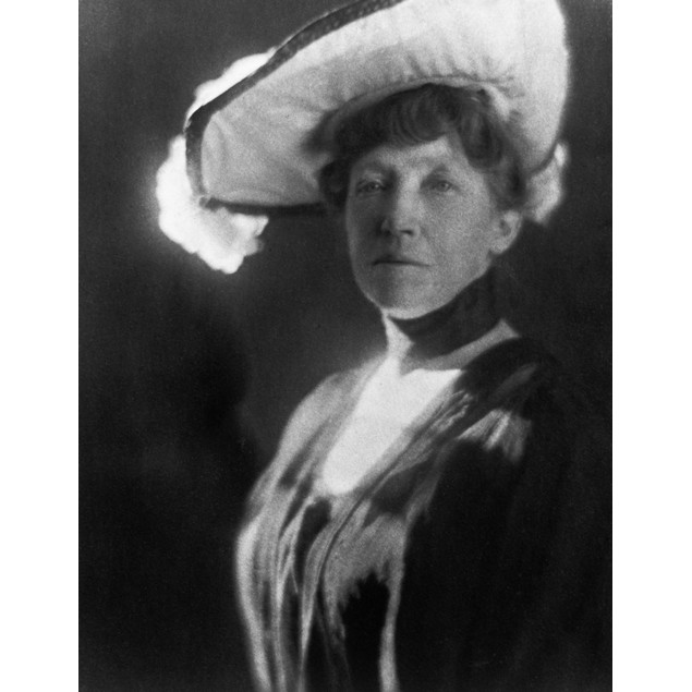 Isabella Stewart Gardner/N(1840-1924). American Collector And Patron Of The