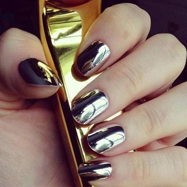 Nail Glitter Powder Shinning Nail Mirror Makeup Art DIY Chrome Pigment