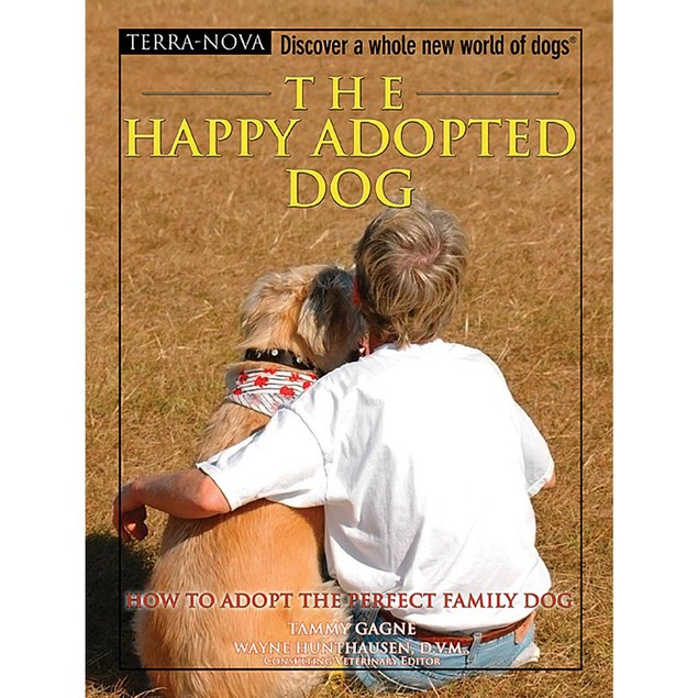 The Happy Adopted Dog Book, Assorted Dogs by TFH Publications