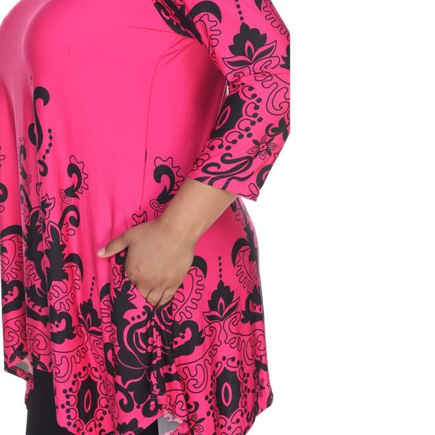 Yanette Tunic Top - 5 Colors