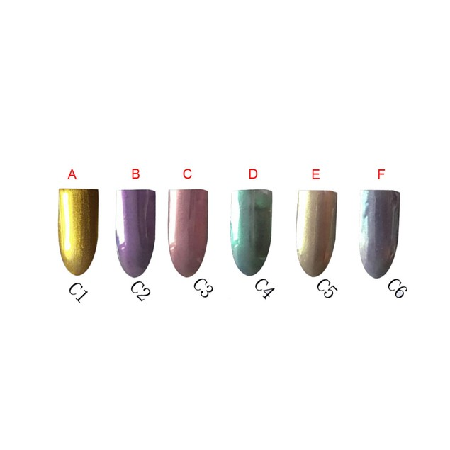 Nail Glitter Powder Shinning Nail Mirror Art DIY Pigment