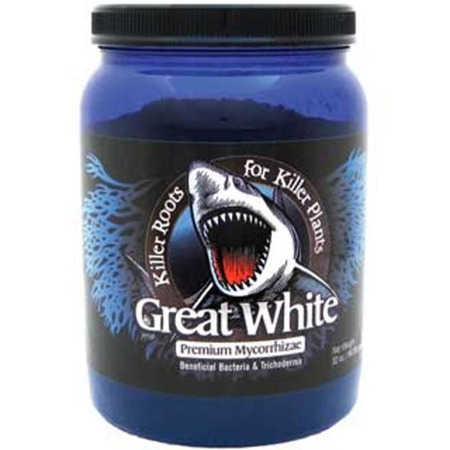 Great White Premium Mycorrhizae, 32 oz
