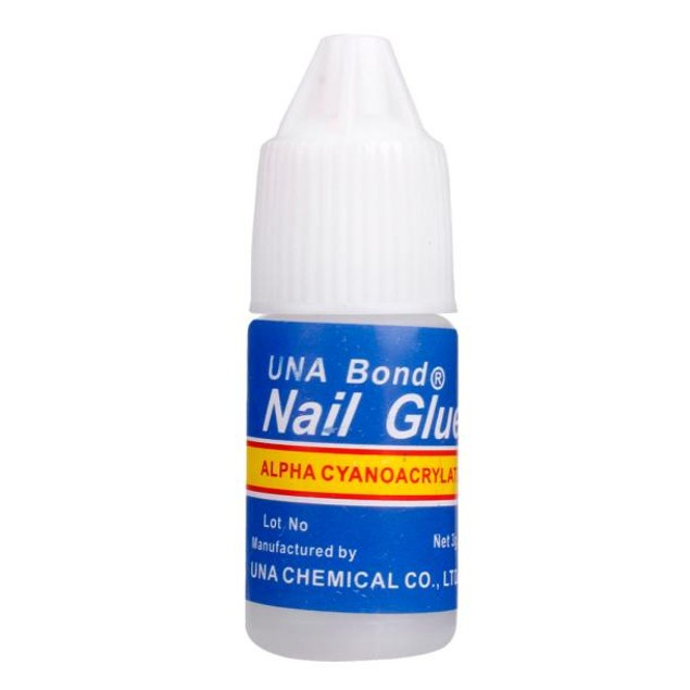 100 Pcs White Natural False Acrylic French Nail Art Glue Cutter Tool