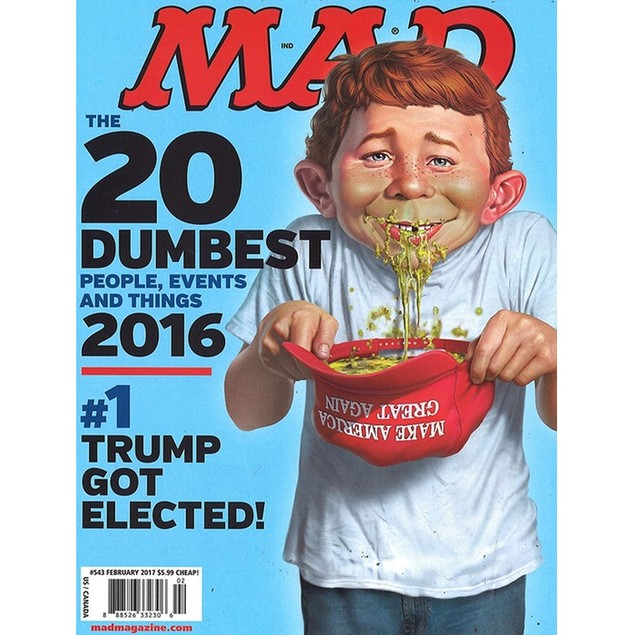 MAD Magazine Subscription