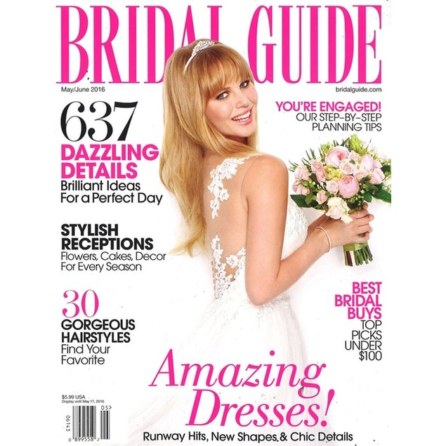 Bridal Guide Magazine Subscription