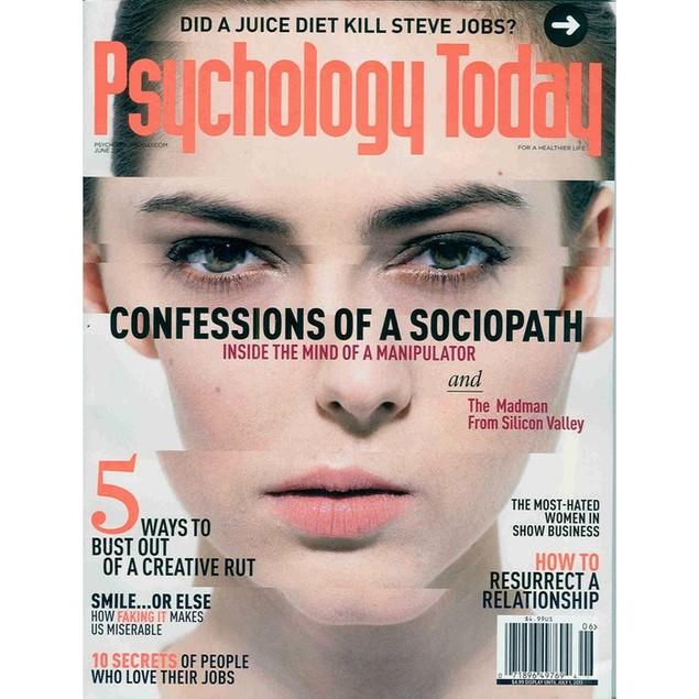 Psychology Today Magazine Subscription