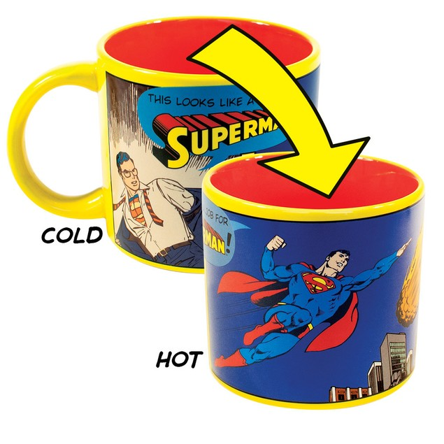 This Looks Like a Job For Superman 14 oz Mug