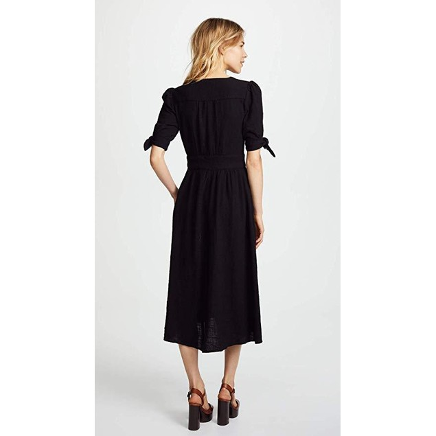Free People Women's Love Of My Life Black Sz Large