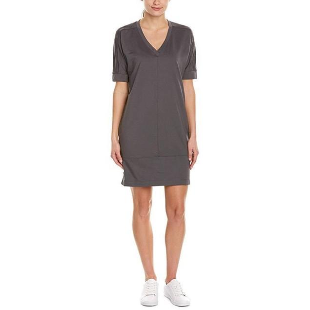 Lole Women's Ivana Dress Dark Charcoal Dress LG