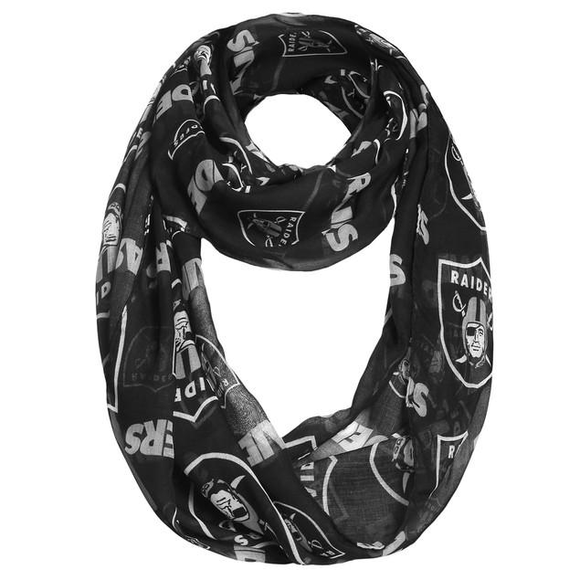 NFL Team Infinity Logo Scarfs