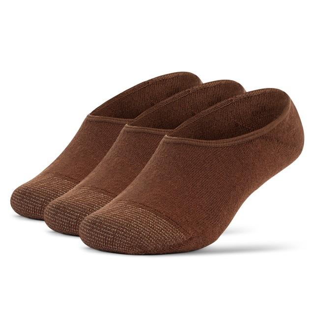 Galiva Girls' Cotton Lightweight No Show Liner Socks - 3 Pairs
