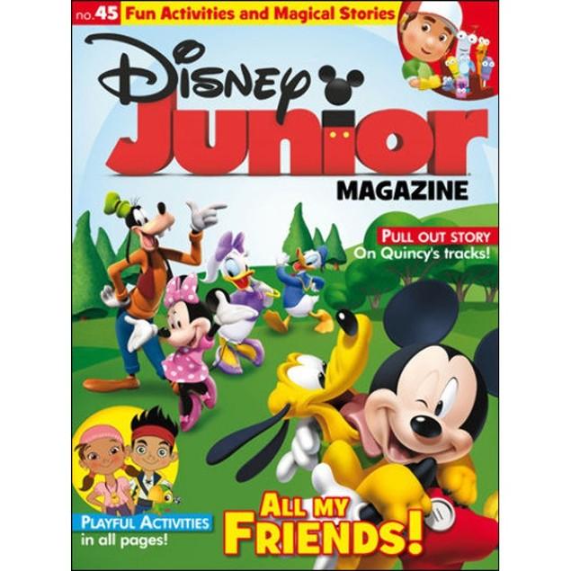 Disney Junior Magazine Subscription