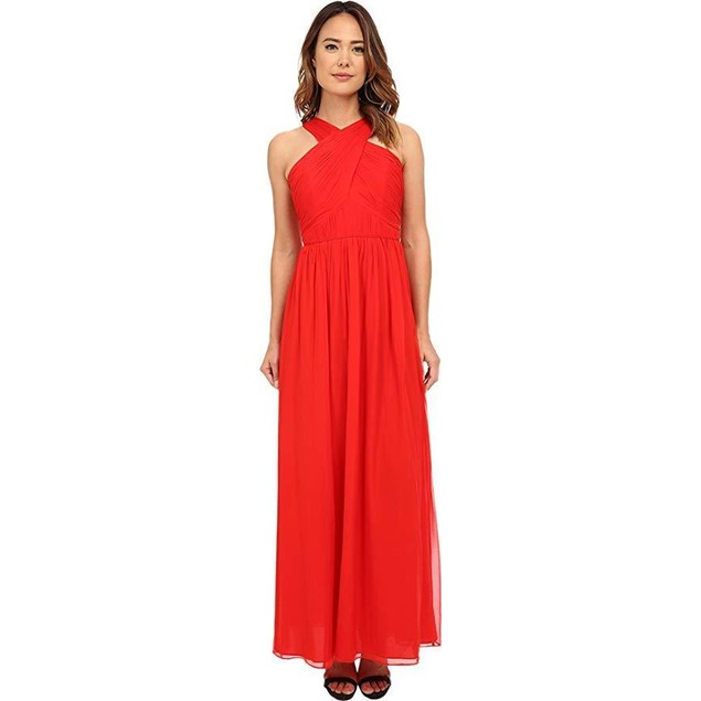 Shoshanna Women's Dione Gown Flame Dress