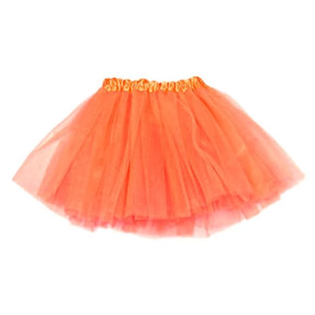 Girl Princess Pettiskirt Party Ballet Tutu Skirt Mini Dress baby