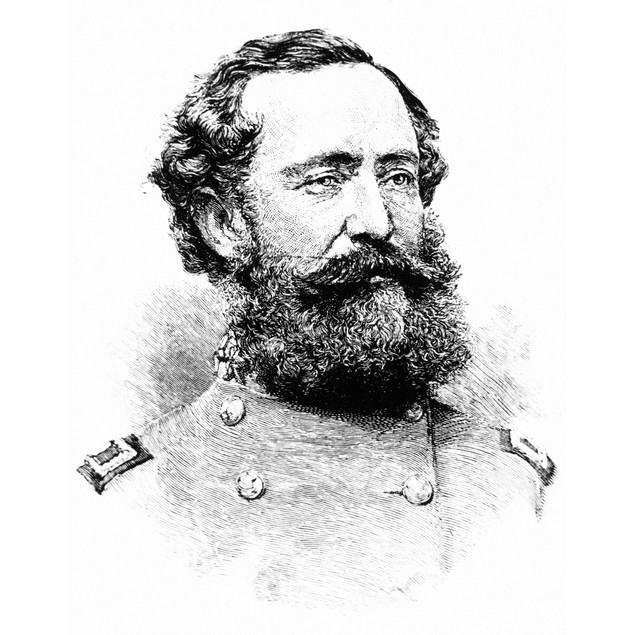 Wade Hampton (1818-1902). /Namerican Politician And Confederate Officer. Wo