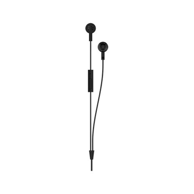 (3-Pack) BlackBerry WS-510 Premium Headset 3.5mm - Black
