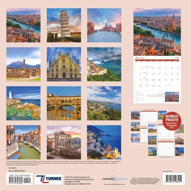 Turner Licensing Italy Office Wall Calendar (18998940032)