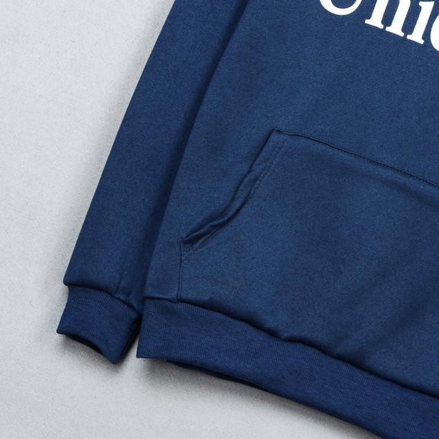 Women Unicorn Print Long Sleeve Hoodie Sweatshirt Jumper Pullover Tops