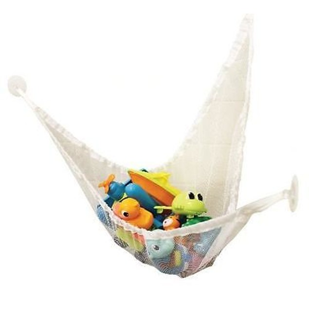Bath HAMMOCK Multipurpose Bath Toys Net Shower