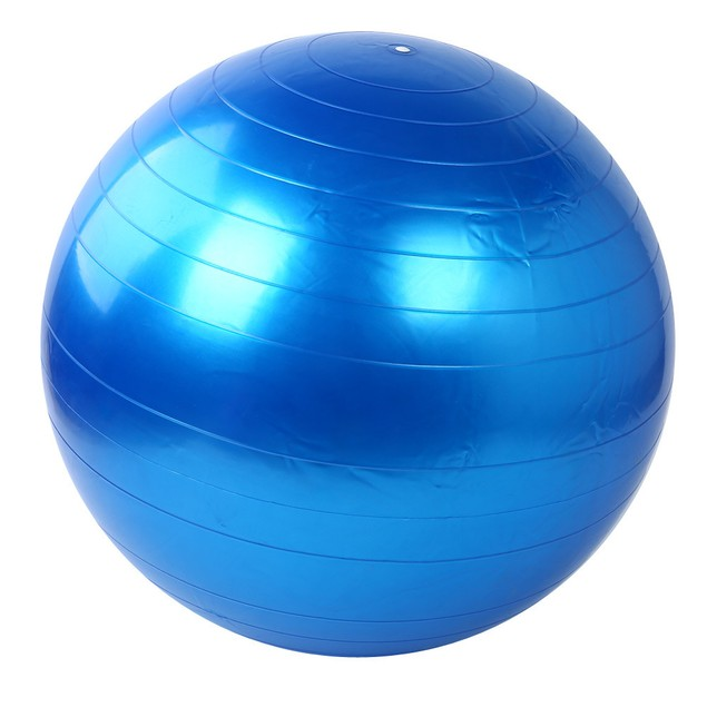55cm Exercise Fitness GYM Smooth Yoga Ball