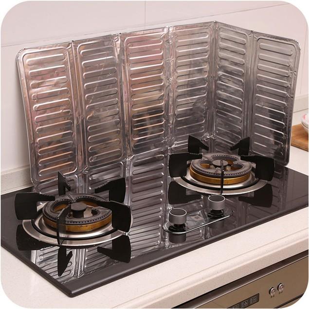 Cooker Plate Deflector Plate Insulation Sheet