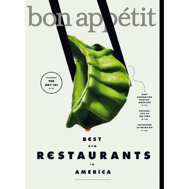 Bon Appetit Magazine Subscription