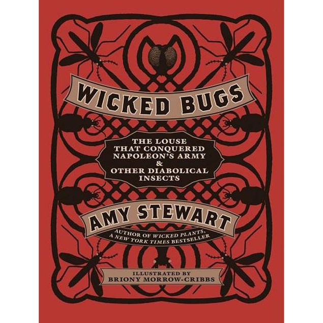 Wicked Bugs Book, More Humor by Algonquin Books