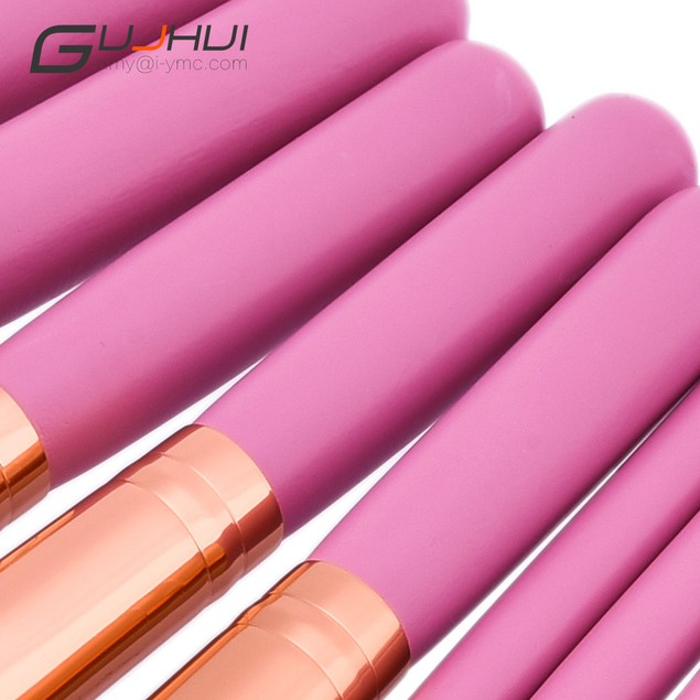 15PCS Make Up Foundation  Blush Cosmetic Concealer Brushes 65