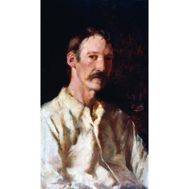 Robert Louis Stevenson /N(1850-1894). Scottish Novelist, Essayist, And Poet