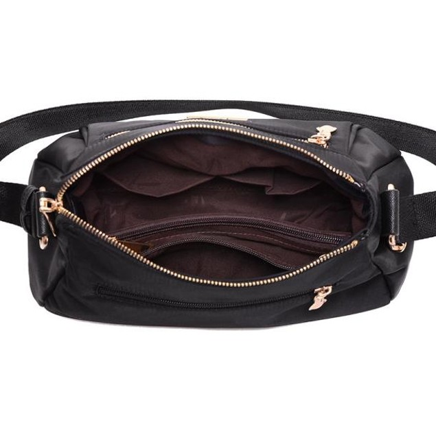 Fashion And Elegant Simplicity Waterproof Shoulder Bag