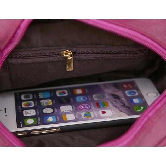 Women Shoulder Bag Faux Leather Satchel Crossbody Tote Handbag