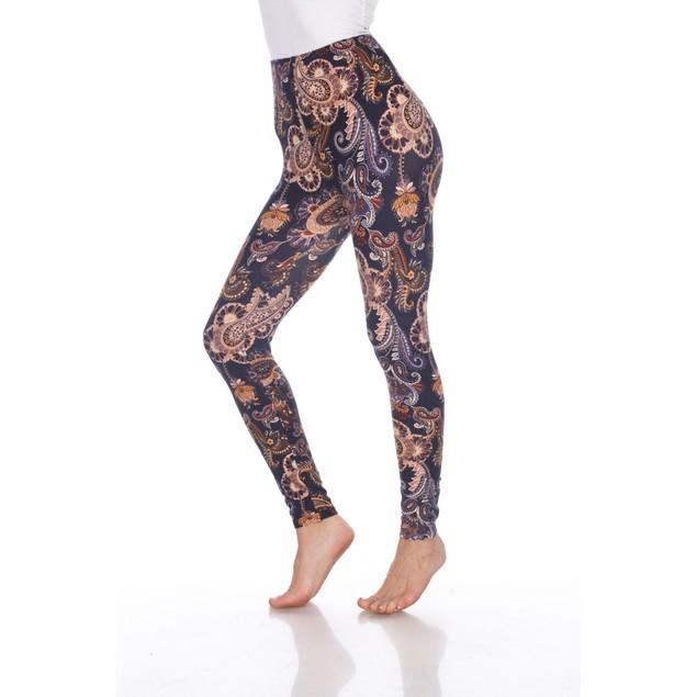 Printed Leggings - 6 Prints - Extended Sizes
