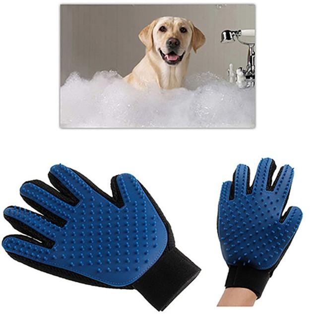 Pet Magic Glove Cleaning Brush