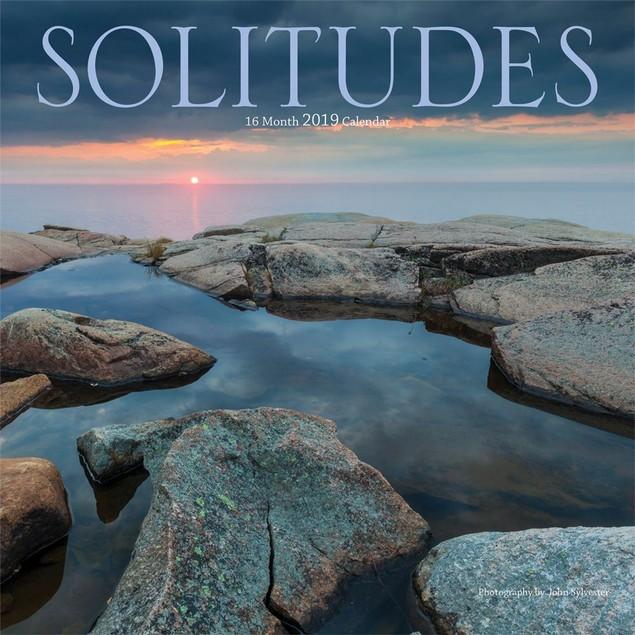 Solitudes Wall Calendar, More Inspiration by Calendars